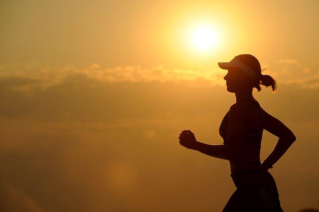 Courir c'est bon pour la santé